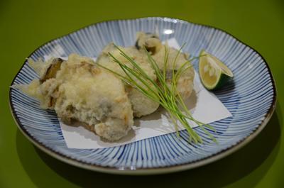 [画像がありません]牡蠣の天ぷら