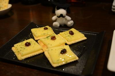 [画像がありません]自家製スモークチーズ