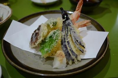 [画像がありません]天ぷら盛り合わせ