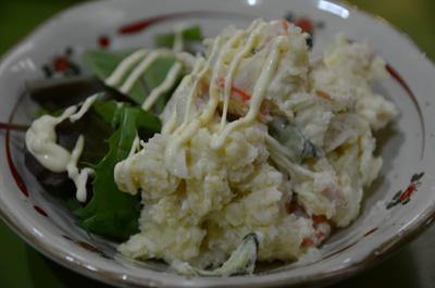 [画像がありません]自家製ポテトサラダ