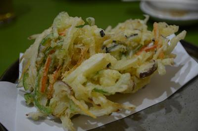 [画像がありません]野菜かき揚げ