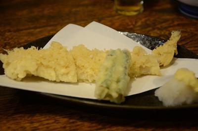[画像がありません]穴子天ぷら