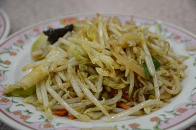[画像がありません]野菜炒め