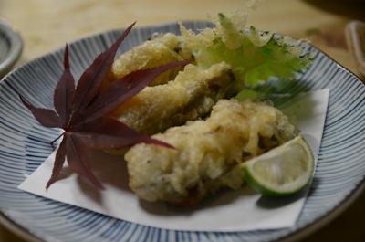 [画像がありません]蒸しがき天ぷら