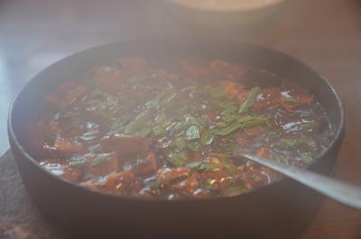 [画像がありません]特製麻婆豆腐