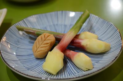[画像がありません]葉生姜