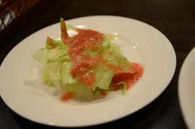[画像がありません]ランチセットのサラダ