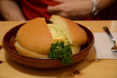 [画像がありません]ハンバーガー