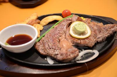 [画像がありません]松木ステーキ