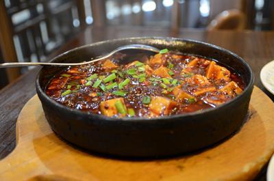 [画像がありません]特製麻婆豆腐(大辛)