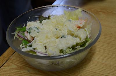 [画像がありません]小鉢(ポテトサラダ)