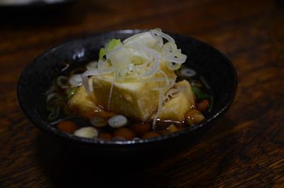 [画像がありません]揚げ出し豆腐