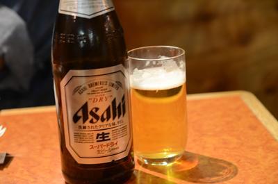 [画像がありません]ビール2杯目