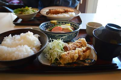 [画像がありません]豚バラ肉と大根の煮物定食