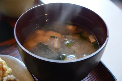 [画像がありません]定食のお味噌汁
