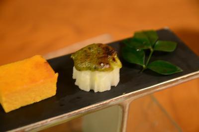 [画像がありません]長芋バジル味噌