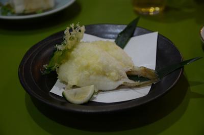 [画像がありません]きすの天ぷら