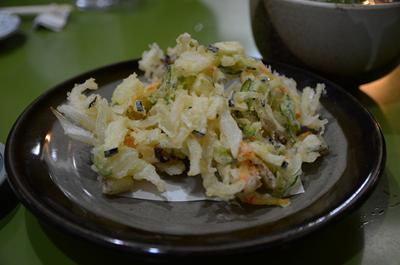 [画像がありません]野菜のかき揚げ