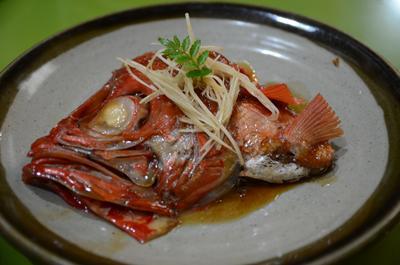 [画像がありません]金目鯛かぶと煮