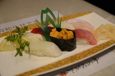 [画像がありません]お好み寿司