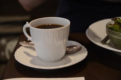 [画像がありません]本日のドリップコーヒー(チーズケーキとセットで)