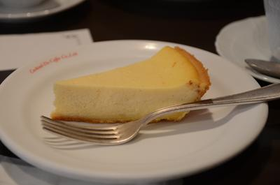 [画像がありません]ベイクドチーズケーキ