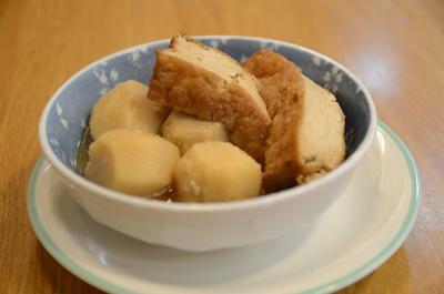 [画像がありません]里芋の煮物