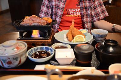 [画像がありません]飛騨牛ステーキ定食