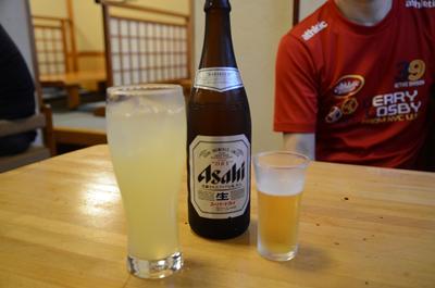 [画像がありません]ビール&100%飛騨リンゴジュース