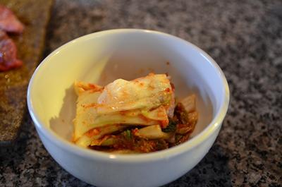 [画像がありません]白菜キムチ