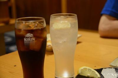 [画像がありません]レモンチューハイ&コーラ