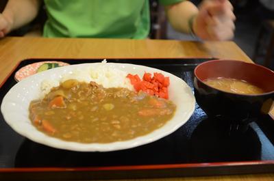 [画像がありません]カレーライス(定食)