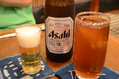 [画像がありません]ビール&ウーロン茶