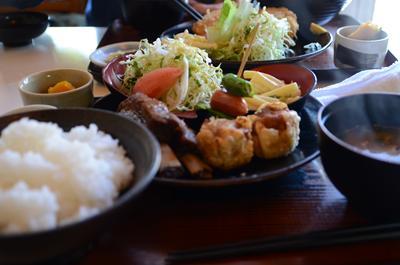 [画像がありません]豚スペアリブのバーベキュー焼き定食