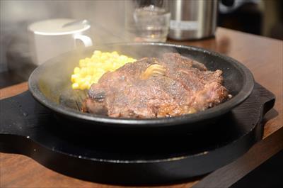 [画像がありません]ワイルドステーキ