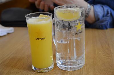 [画像がありません]酎ハイ&オレンジジュース