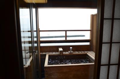 [画像がありません]部屋の露天風呂