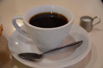 [画像がありません]ハンバーガーセットのコーヒー