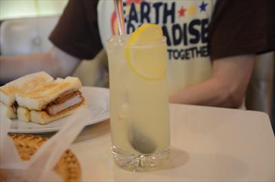 [画像がありません]レモンスカッシュ