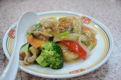 [画像がありません]八宝菜(ジャストサイズ)