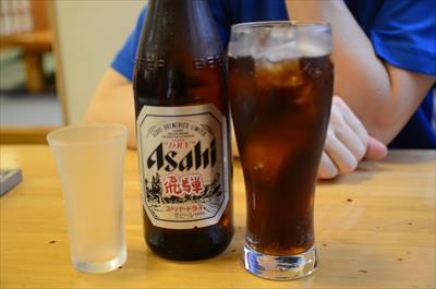 [画像がありません]ビール&コーラ