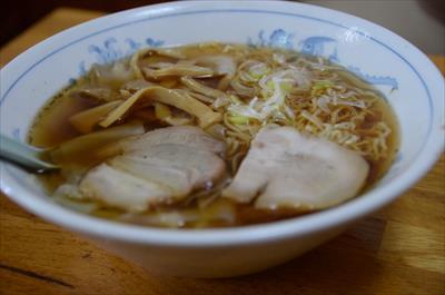 [画像がありません]ワンタン麺