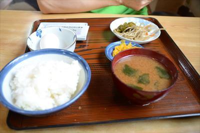 [画像がありません]朝定食