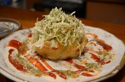 [画像がありません]カマンベールとポテトのパイ包み焼き