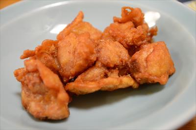 [画像がありません]鶏から揚げ