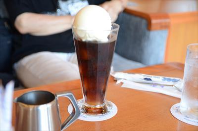 [画像がありません]コーヒーフロート
