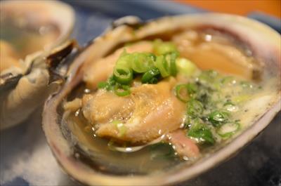 [画像がありません]大アサリの醤油焼き
