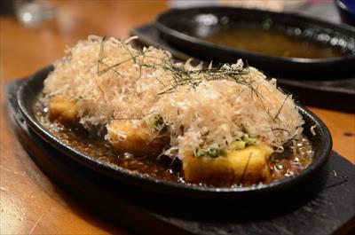 [画像がありません]豆腐ステーキ