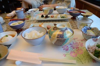 [画像がありません]朝食