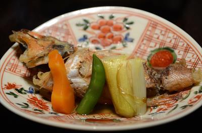 [画像がありません]煮魚
